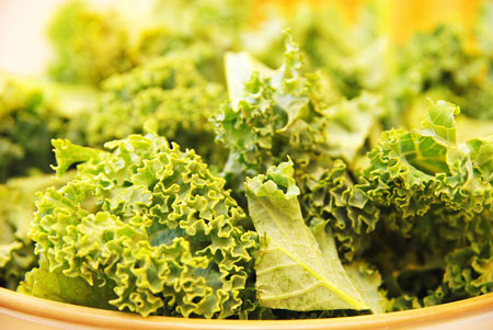 Eat Your Greens for Healthy Skin